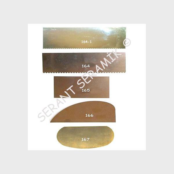 164-167 Metal Sistreler