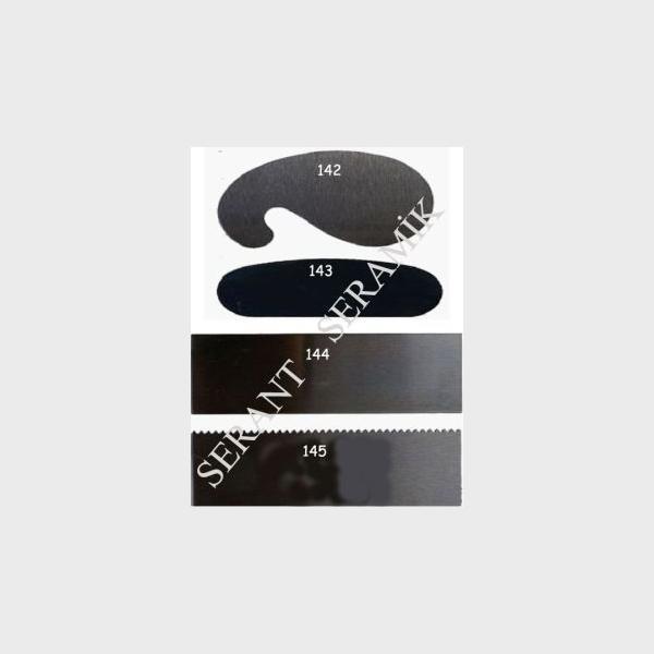 142-145 Metal Sistreler