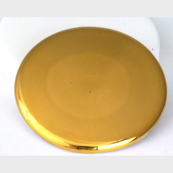 197  Altın Yaldız Sırüstü Deko