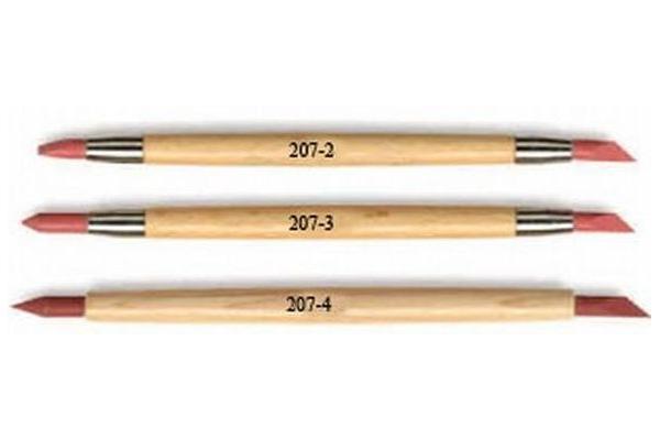 207 Silikon Modelaj Kalemleri