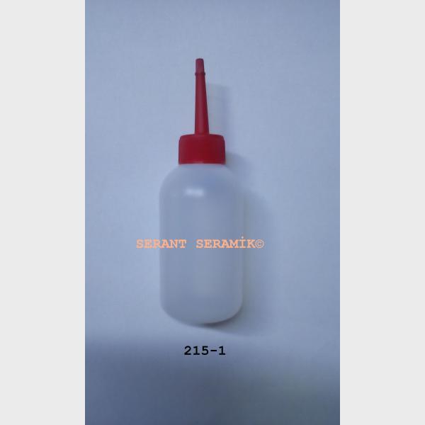 215-1 Puar plastik 100ml